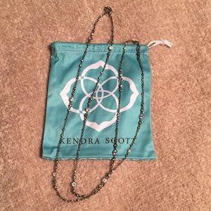 Kendra Scott Long Dree Necklace